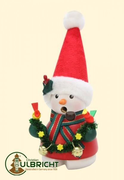 Räuchermann, Schneemann Weihnachtsmann