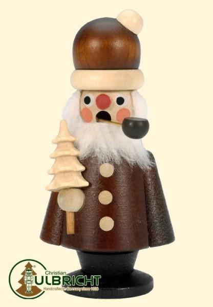 Räuchermann, Weihnachtsmann natur