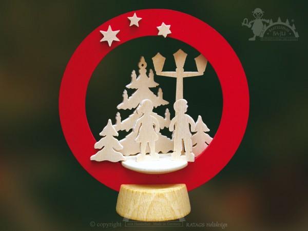 Tischschmuck Weihnachtsbaum, Deko, echt Erzgebirge