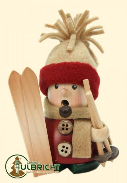 Räuchermännchen Skifahrer