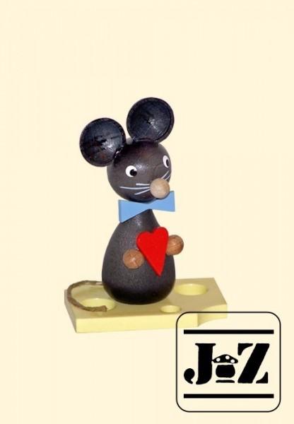 Maus mit Herz