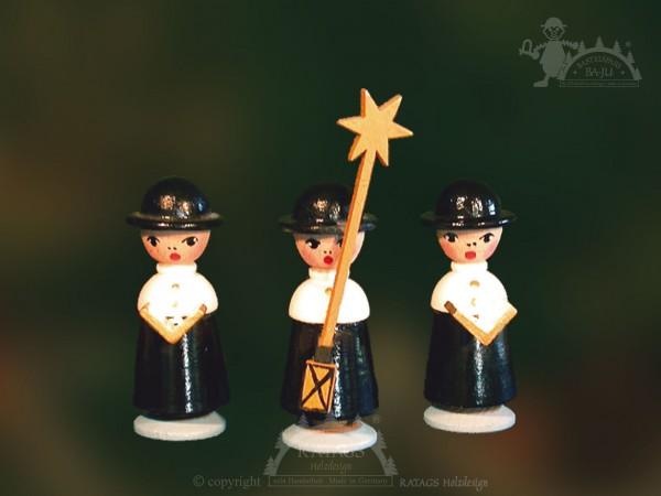 Figuren zum Basteln, Kurrende, Weihnachtssingen, Chor