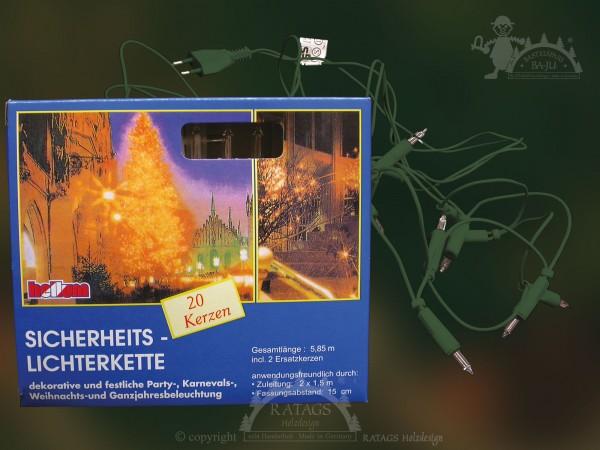 Lichterkette, Weihnachtsbeleuchtung