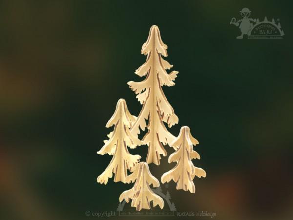 Stechbäume, Bastel, Deko, Wald