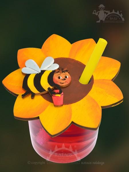 Getr=E4nkeabdeckung, Sommer, Wespen, Bienen