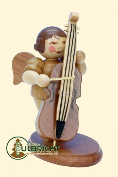 Engel mit Bass, natur