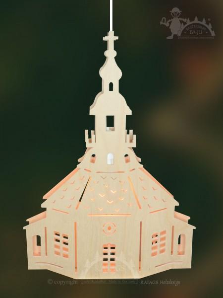 beleuchtetes Fensterbild, Deko, Weihnachten, echt Erzgebirge