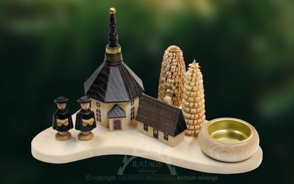 Tischschmuck Kurrendensaenger Weihnachten, echt Erzgebirge