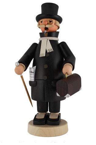 Räuchermann, Banker