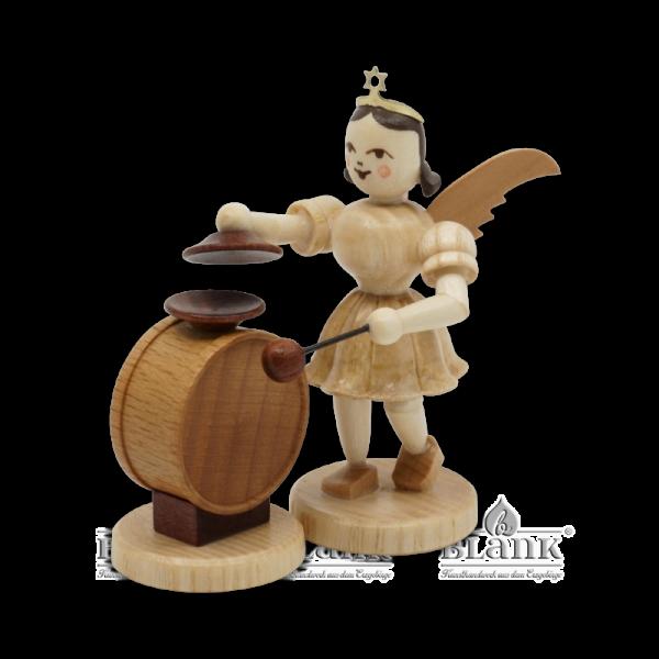 Engel mit Blechpauke