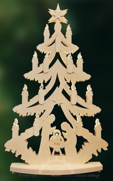 Tanne gr., Geburt Christi