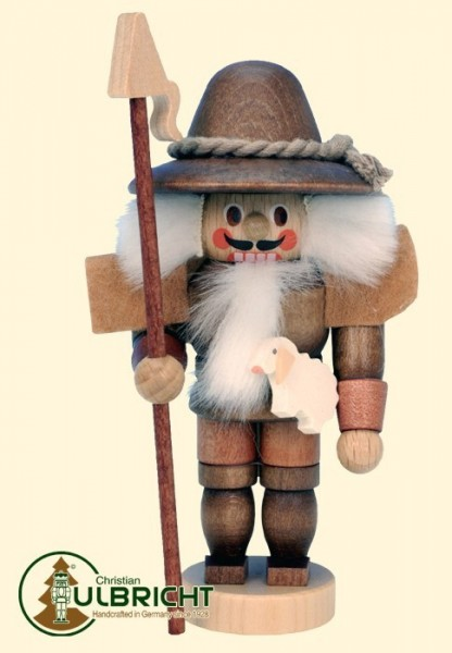 Mini Nussknacker, Schäfer natur
