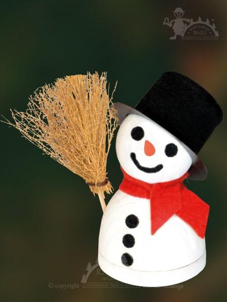 Räuchermännchen zum Basteln, Schneemann, Winter