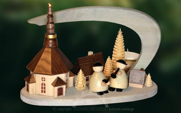 Tischschmuck Seiffen, Deko, Weihnachten, echt Erzgebirge