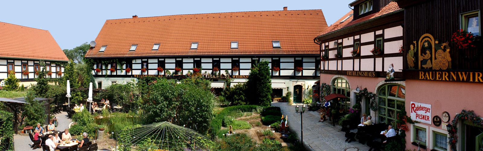 Kunsthandwerkerhaus Dreiseitenhof