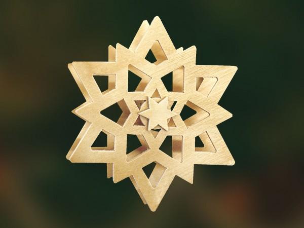 Baumbeleuchtung, Deko, Aufsteckstern, natur, Stern