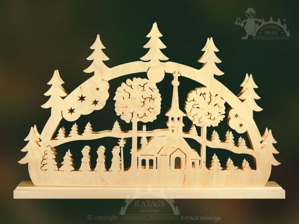 Schwibbogen Kurrende, Deko, Weihnachten, echt Erzgebirge