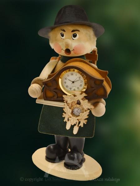 Uhrenhändler, Kuckuck, Pendel, Zeiger, Ziffernblatt