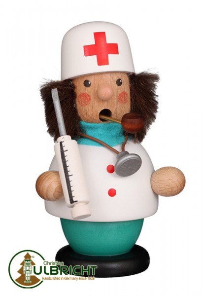 Räuchermann, Arzt